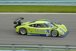 #76 Krohn Racing Ford Riley: Jorg Bergmeister, Boris Said