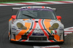 #72 AB Motorsport Porsche 996 GT3 RS: Antonio De Castro, Renato Premoli, Bruno Barbaro
