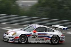 #197 Manthey Racing Porsche 997 GT2: Lucas Luhr, Sascha Maassen, Marcel Tiemann