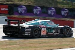 #1 Vitaphone Racing Team Maserati MC 12 GT1: Eric van de Poele, Michael Bartels, Andrea Bertolini