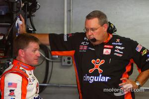 Jeff Burton and Scott Miller