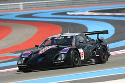 #19 Red Racing Lister Storm: Olivier Porta, Romain Yvon