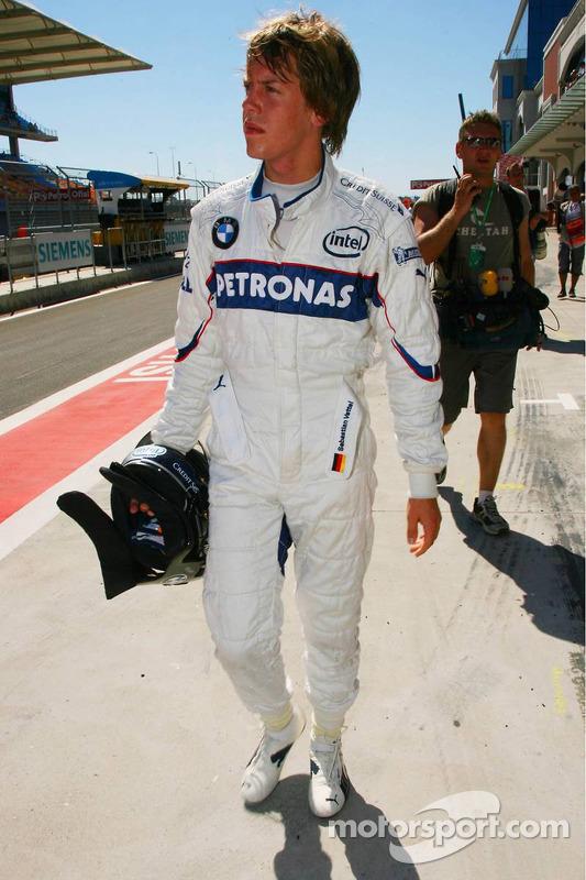 Sebasian Vettel