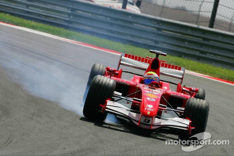 2006: Ferrari