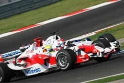 Ralf Schumacher and Robert Kubica