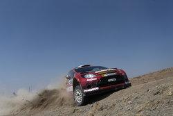 Nasser Al-Attiyah e Matthieu Baumel, Ford Fiesta R5