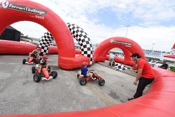Ferrari-Challenge, Kinderbereich