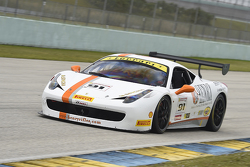 #91 Ferrari of Long Island, Ferrari 458: Anthony Imperato