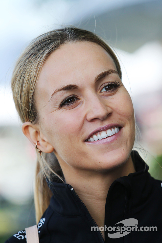 Carmen Jordá, Lotus F1 Desarrollo Piloto Equipo