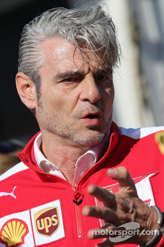 Maurizio Arrivabene, Scuderia Ferrari Takım Patronu