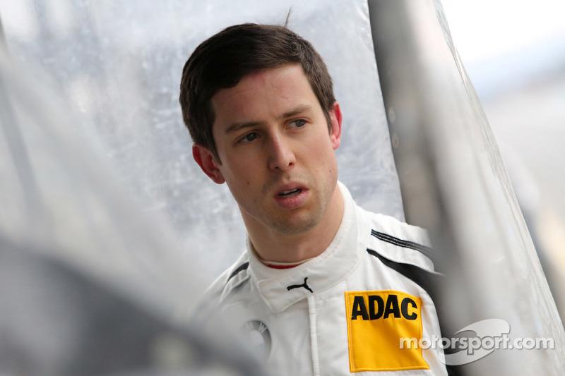 Alexander Sims, 宝马运动奖杯车队Schubert