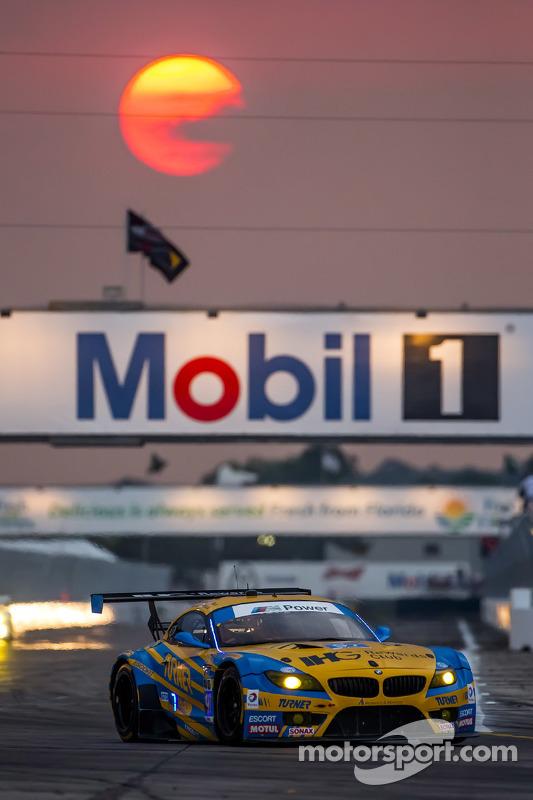 #97 Turner Motorsport, BMW Z4: Michael Marsal, Markus Palttala, Andy Priaulx, Boris Said