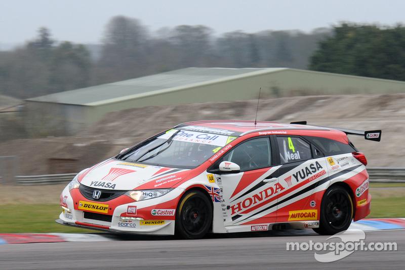 Метт Ніл, Honda Yuasa Racing