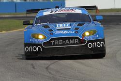#007 TRG-AMR Aston Martin V12 Vantage: Brта on Davis, Крістіна Нільсен, James Davison