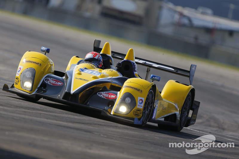 #85 JDC/Miller Motorsports ORECA FLM09: Rusty Mitchell, Mikhail Goikhberg, Chris Miller, Gerry Kraut