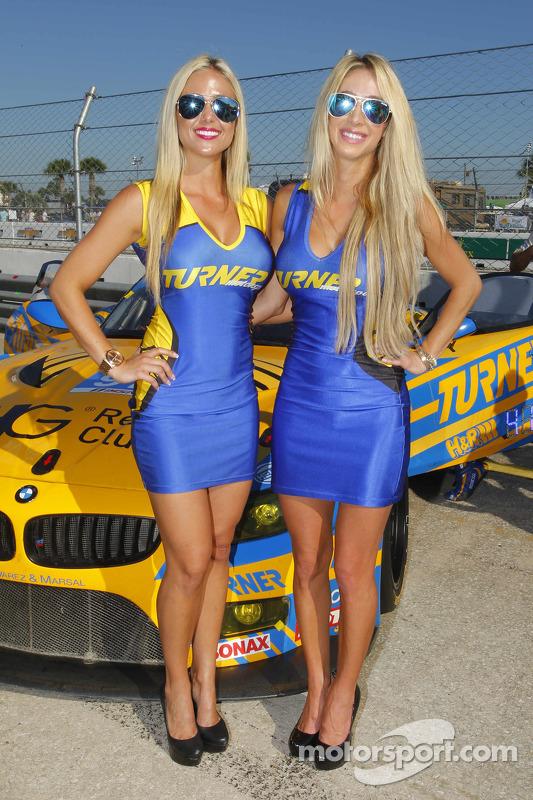 Lovely Turner Motorsport girls
