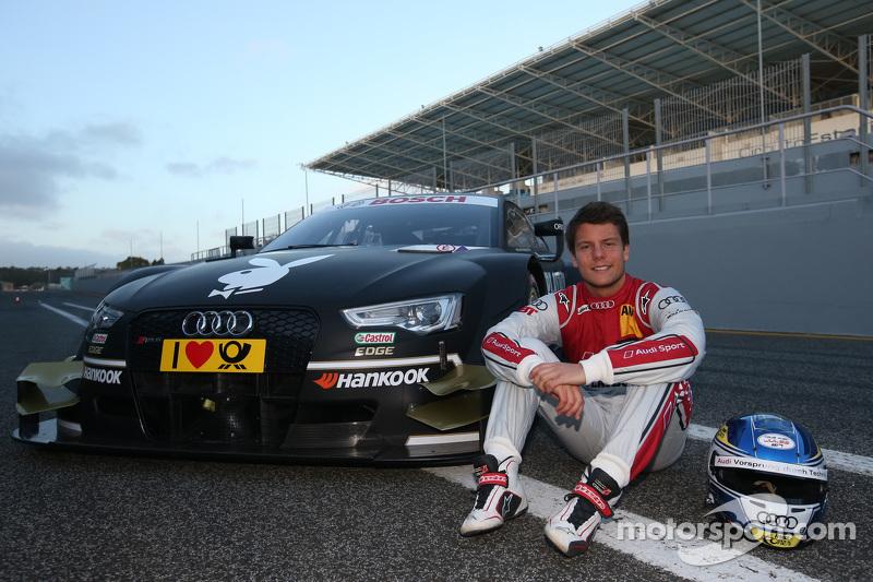 Adrien Tambay, 奥迪运动车队,奥迪RS 5 DTM