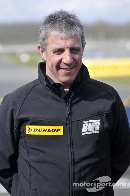 Jason Plato, Team BMR