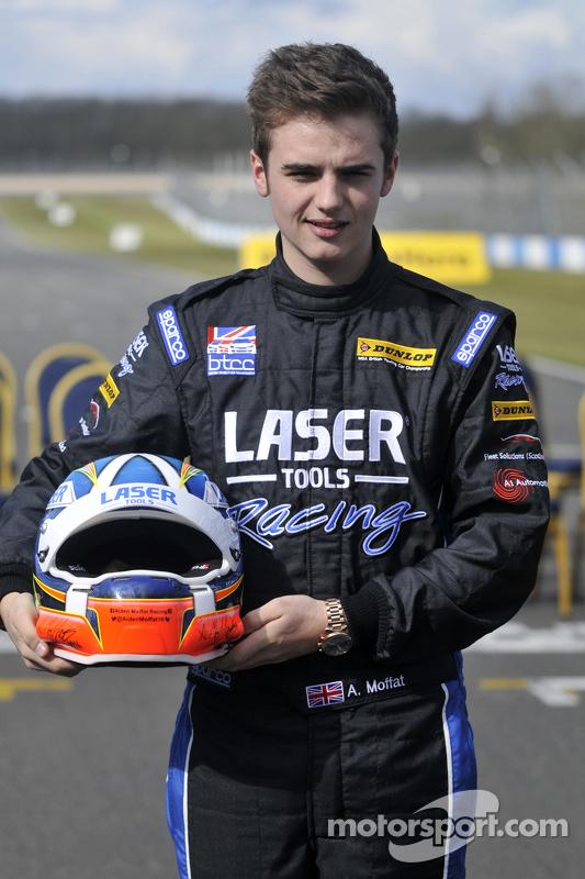 Aiden Moffat, Laser Tools车队