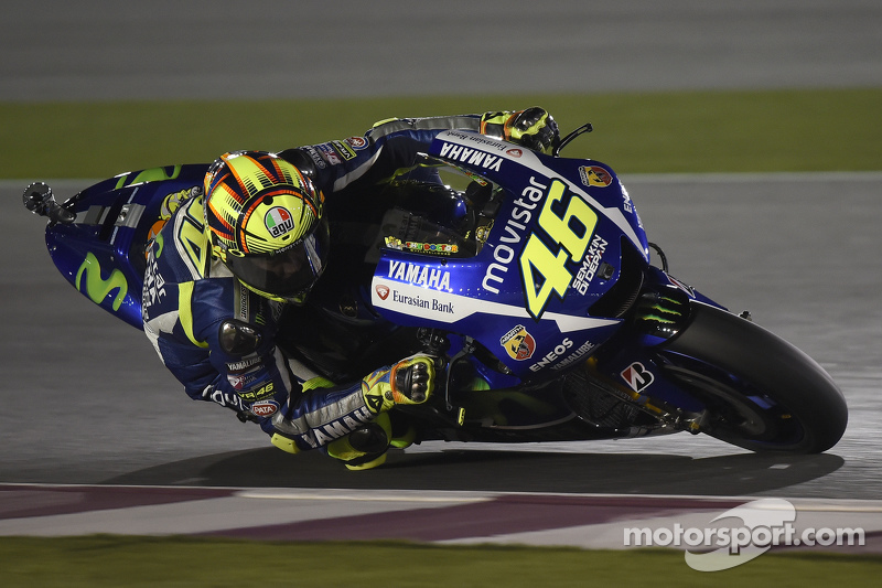 2015: Valentino Rossi, Yamaha YZR-M1