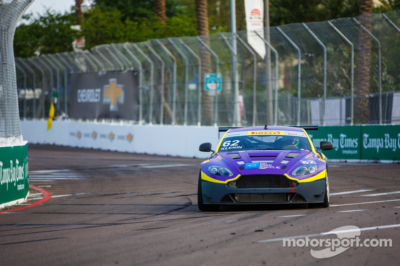 #62 Klenin Performance Racing, Aston Martin GT4: Mark Klenin