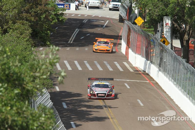 #99 JCR Motorsports,奥迪R8 LMS Ultra: Jeff Courtney