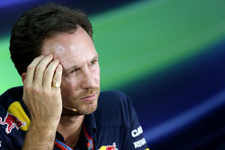 Christian Horner, Red Bull Racing, Director Deportivo