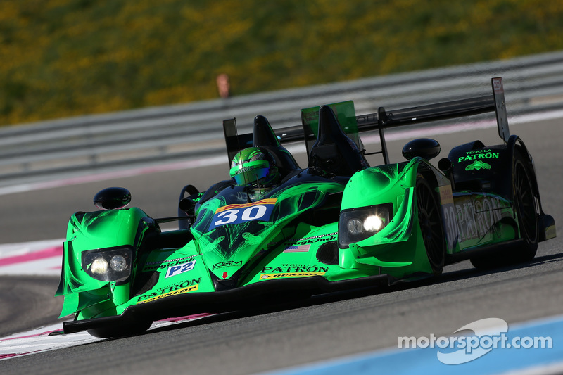 #30 Extreme Speed Motorsports HPD ARX 04b: Scott Sharp