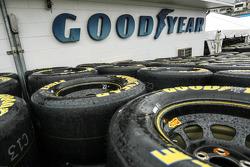 Goodyear tire detail