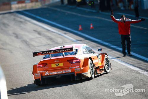 Estoril March test