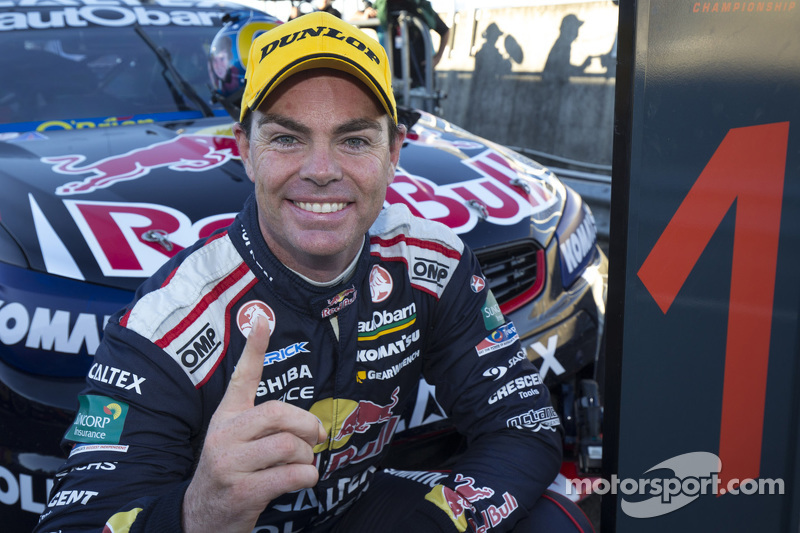Pemenang balapan, Craig Lowndes, Triple Eight Race Engineering Holden
