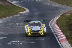 #25 BMW Sports Trophy Team Marc VDS BMW Z4 GT3: Lucas Luhr, Markus Palttala, Richard Westbrook