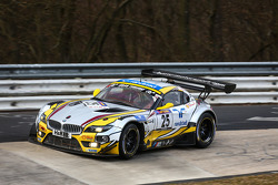 #20 BMW Sports Trophy Team Schubert, BMW Z4 GT3: Jens Klingmann, Dominik Baumann, Claudia Hurtgen