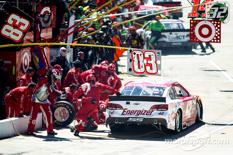 Regan Smith, Ganassi Racing Chevrolet