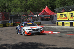 #42 RealTime Racing Acura TLX-GT: Петер Каннингем