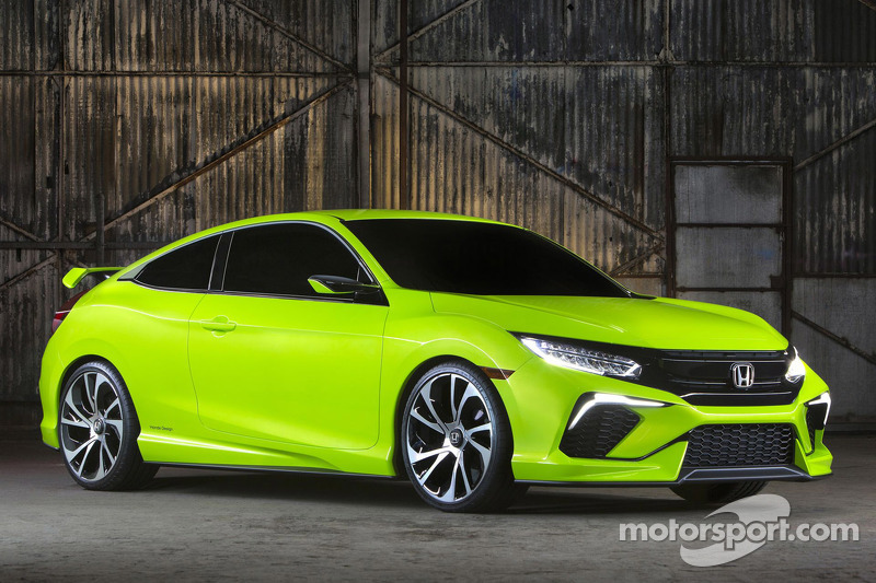 Honda Civic concept design