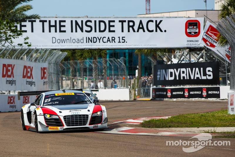#23 M1 Racing LLC, Audi R8 LMS Ultra: Walt Bowlin