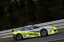 #46 Twisted Team Parker, G55 Ginetta GT4: Adrian Barwick, Bradley Ellis