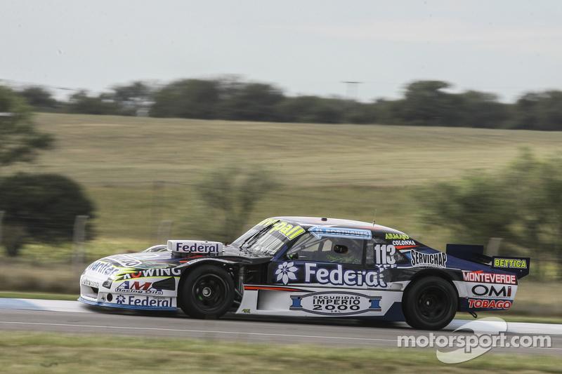 Diego de Carlo, JC Competición Chevrolet