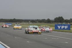 Facundo Ardusso, Trotta Competicion Dodge, Leonel Pernia, Las Toscas Racing Chevrolet