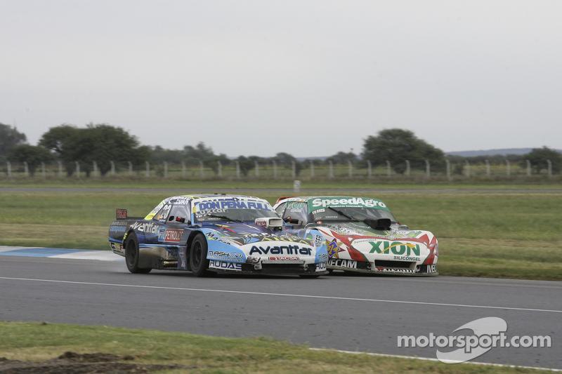Мартін Понте, RUS Nero53 Racing Dodge, Норберто Фонтана, Laboritto Jrs Torino