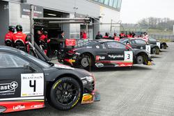 #4 比利时奥迪俱乐部车队WRT奥迪R8 LMS Ultra: James Nash, Frank Stippler
