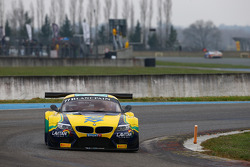 #77 BMW Sports Trophy Team Brasil BMW Z4: Maxime Martin, Dirk Muller