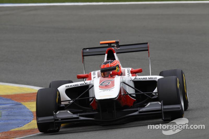 Esteban Ocon ART Grand Prix