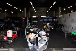 #88 Proton Competition Porsche 911 GT3 RSR : Christian Ried, Gianluca Roda, Khaled Al Qubaisi
