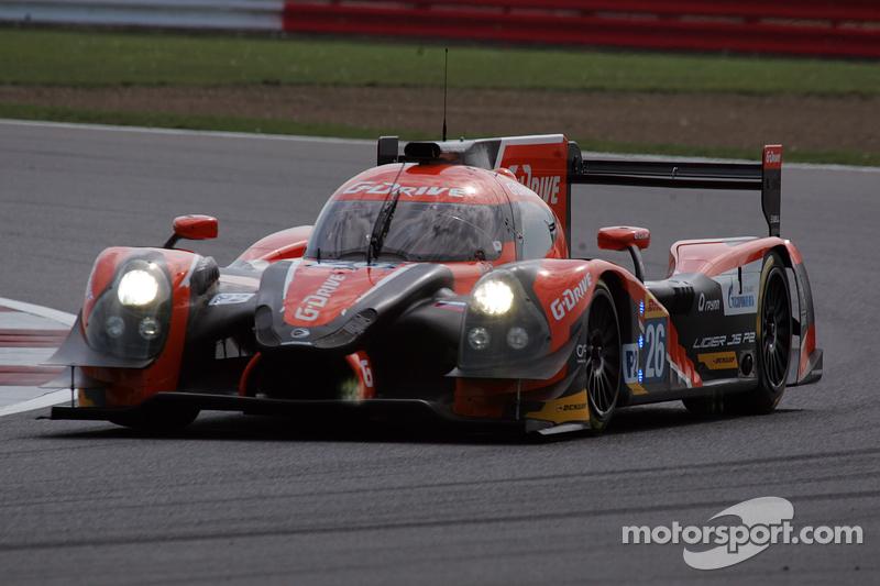 #26 G-Drive Racing Morgan - Nissan: Roman Rusinov, Olivier Pla, Julien Canal