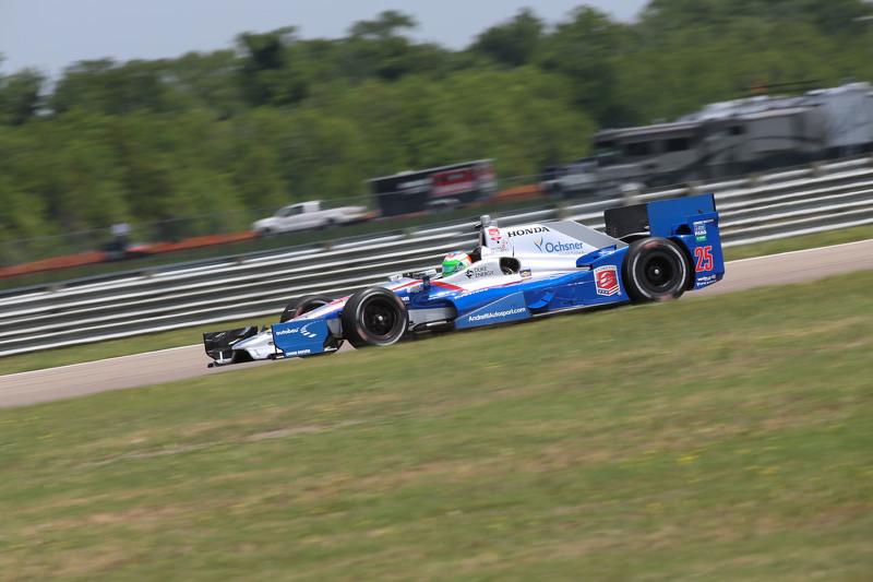 Simona di Silvestro, Andretti Autosport Honda