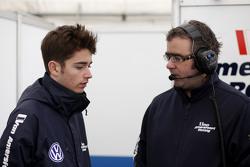 Чарльз Леклерк, Van Amersfoort Racing