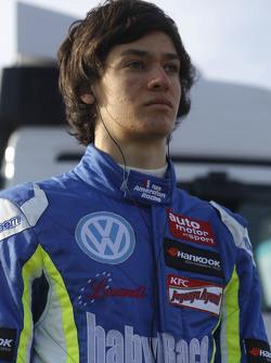Alessio Lorandi, Van Amersfoort Racing