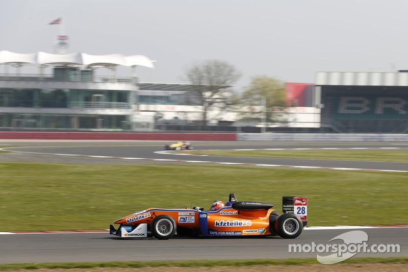 Maximilian Günther, kfzteile24 Mücke Motorsport
